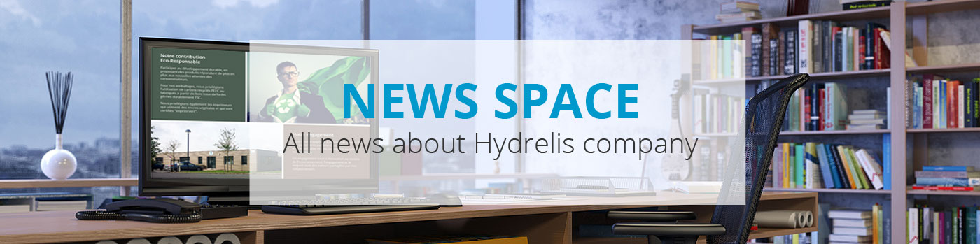 News about the Hydrelis company